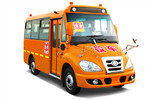 华新HM6530XFD5JN幼儿专用校车(柴油国五10-19座)
