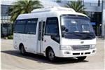 宏远KMT6603GBEV公交车(纯电动9-19座)