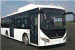 万向WXB6100GEV9低入口公交车(纯电动21-36座)