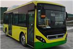 万向WXB6860GEV5低入口公交车(纯电动16-30座)