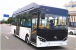 金龙XMQ6850AGFCEV3公交车(氢燃料电池15-30座)