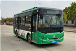 中车电动TEG6661BEV01公交车(纯电动10-22座)