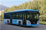 五龙FDE6121PDABEV01低地板公交车(纯电动19-44座)