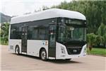 五龙FDE6850PBFCEV03公交车(燃料电池13-28座)