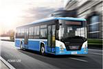 五龙FDE6100PBABEV11低入口公交车(纯电动17-37座)