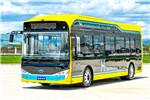 国泰JYB6100FCEV公交车(氢燃料电池14-27座)