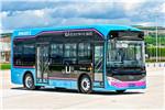 国泰JYB6850BEV公交车(纯电动15-30座)