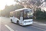 福田欧辉BJ6601EVCA公交车(纯电动10-15座)