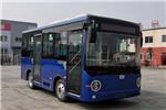 中植CDL6590URBEV1公交车(纯电动10-16座)