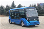 海格KLQ6606GAEVN2公交车(纯电动10-14座)