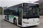 乐达LSK6110GPHEV50插电式公交车(天然气/电混动国五17-40座)