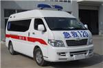 威麟SQR5040XJHH13D救护车(柴油国五6-9座)