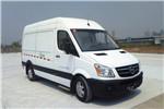 中宜JYK5040XXYBEV2厢式运输车(纯电动2座)