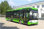 豪沃ZZ6126GBEVQ6公交车(纯电动23-41座)