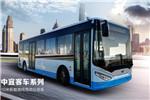 中宜JYK6102GBEV1低地板公交车(纯电动21-37座)