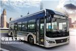 中宜JYK6102GBEV3低地板公交车(纯电动21-37座)