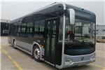 金龙XMQ6115FGBEVL2公交车(纯电动19-36座)