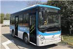 海格KLQ6605GEVN3公交车(纯电动10-17座)