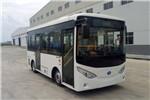 中宜JYK6600GBEV1公交车(纯电动10-17座)