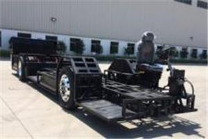 比亚迪BYD6101DGBEV纯电动城市客车底盘