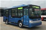 金龙XMQ6650AGBEVL06公交车(纯电动10-17座)