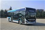 海格KLQ6106GAEVJH公交车(纯电动21-40座)