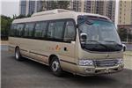 晶马JMV6821GRBEV9公交车(纯电动24-38座)