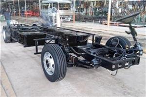 中植汽车CDL6760CREV1纯电动客车底盘