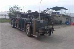 中植汽车CDL6110CREV纯电动客车底盘