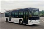 广西申龙HQK6109UBEVU6公交车(纯电动21-37座)
