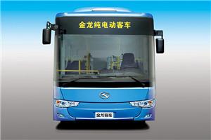金龙城市之光XMQ6127公交车