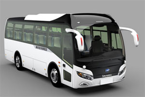 南京金龙NJL6820BEV客车