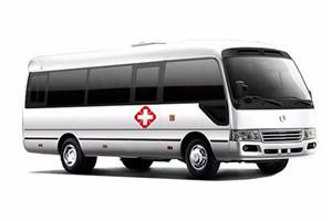 金旅考斯特XML5070医疗车