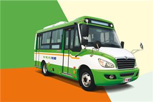 超龙EQ6620公交车