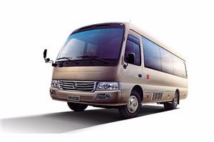 金旅大考斯特XML6729客车