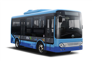 宇通E6公交车