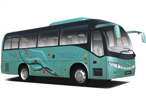 黄海DD6907C客车