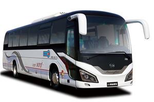 黄海DD6109客车