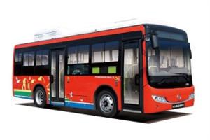 黄海DD6851公交车