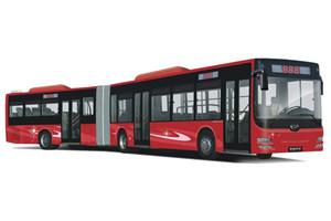 黄海DD6161公交车