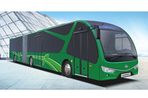 安凯BRT公交车