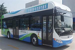 宇通F10燃料电池公交车