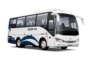 海格海豹KLQ6802客车