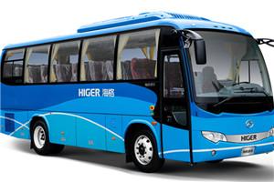 海格KLQ6856客车