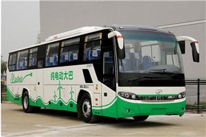 海格罗卡E11G系列KLQ6115公交车