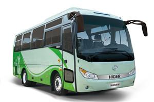 海格KLQ6755客车