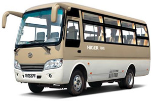 海格小行星KLQ6609客车