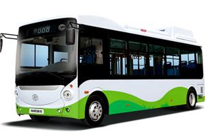 海格罗卡E8S系列KLQ6832公交车