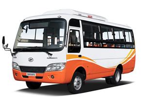海格小行星KLQ6669公交车