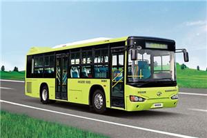 海格罗卡H10系列KLQ6109公交车
